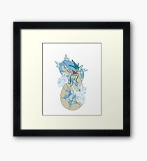 Guardian of the sea Framed Print