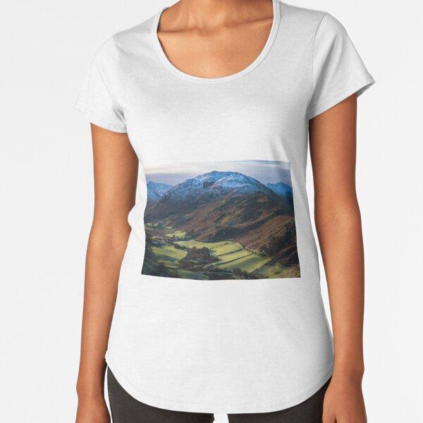The secret valley Premium Scoop T-Shirt