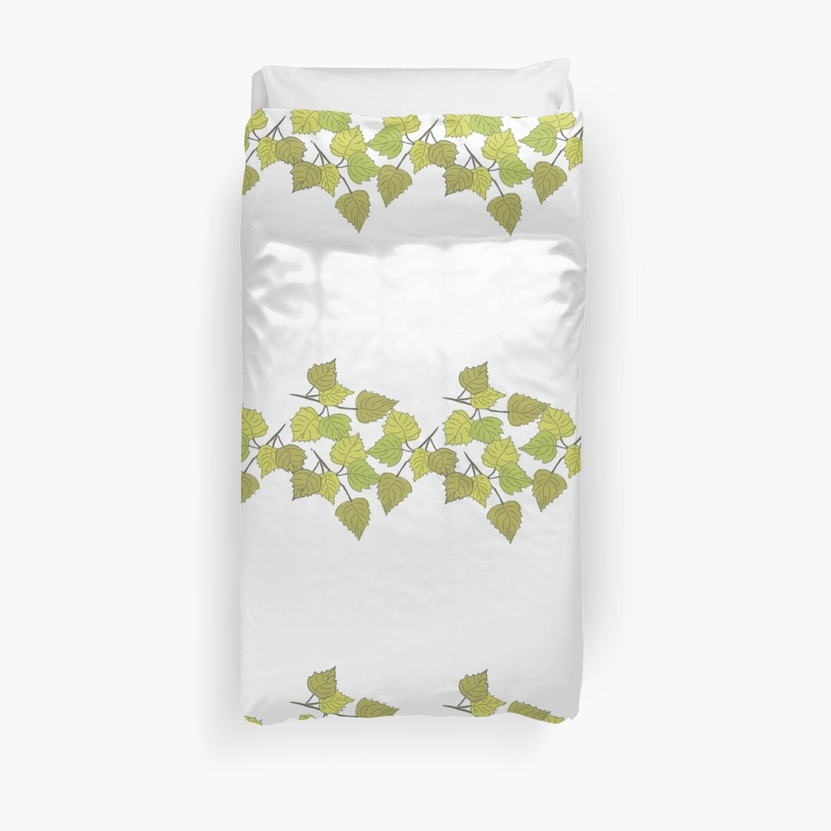Birch leaves by NataliaL