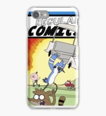 Regular Comics no.1! iPhone Case/Skin