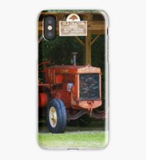 Tractor iPhone Case