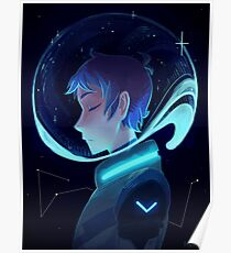 The Blue Paladin Poster