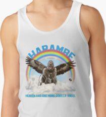 Harambe - Gorilla-Engel Tanktop für Männer