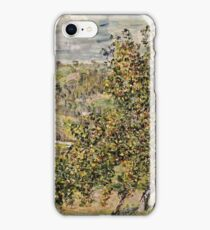 Claude Monet - Apple Blossom  iPhone Case/Skin
