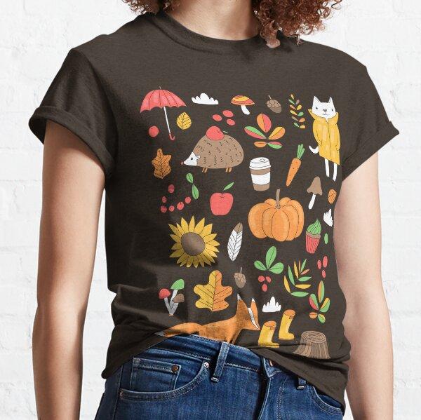 L'automne T-shirt classique