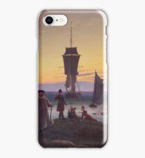 Caspar David Friedrich - The Stages Of Life  iPhone Case/Skin