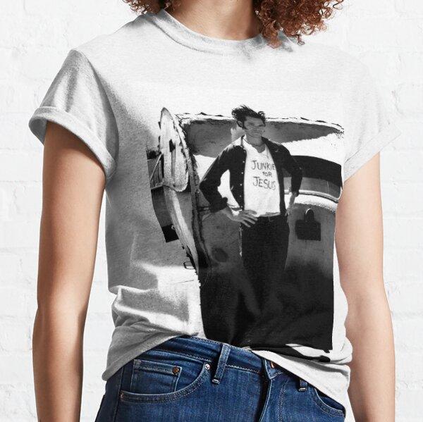 Junkies For Jesus Classic T-Shirt