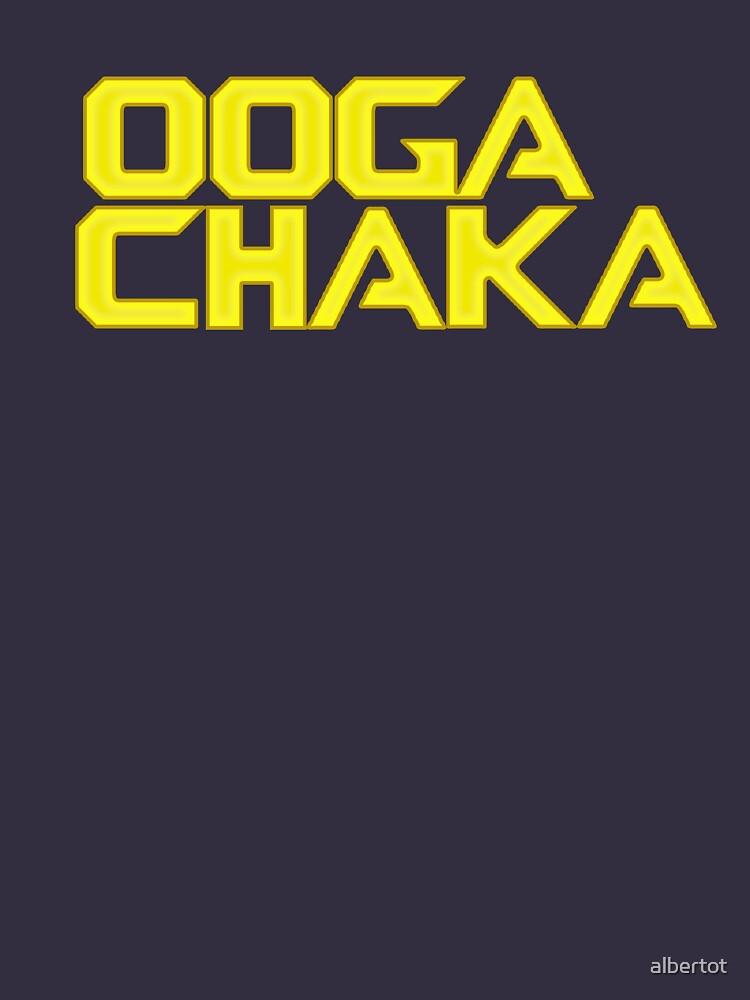 OOGA CHAKA, OOGA CHAKA,  | Unisex T-Shirt