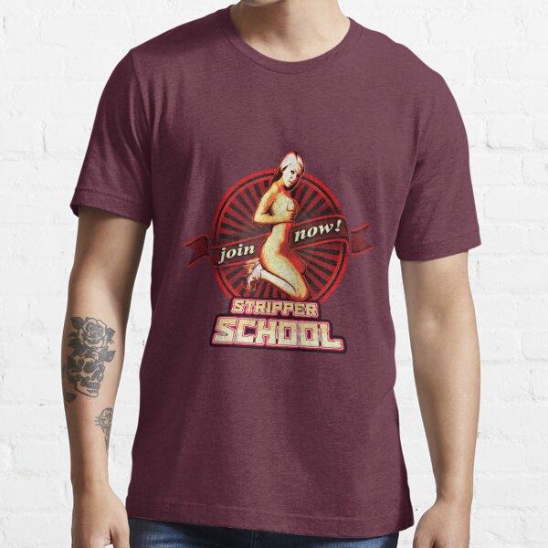 STRIPPERSCHULE Essential T-Shirt