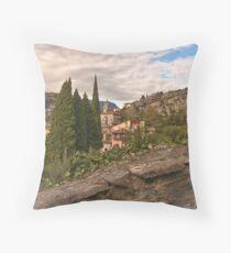 Torbole / Trentino / Italy (north) ~5~ Throw Pillow