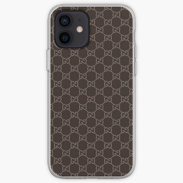 Motif Louis V Coque souple iPhone