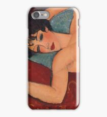 Amedeo Modigliani - Nu Couche iPhone Case/Skin