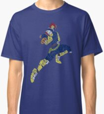 Captain Falcon Typography - Justice is Served! Classic T-Shirt