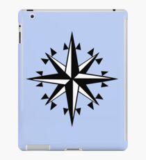 compass compass iPad Case/Skin