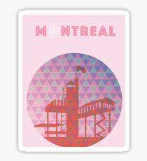 Montreal - Biosphere Sticker