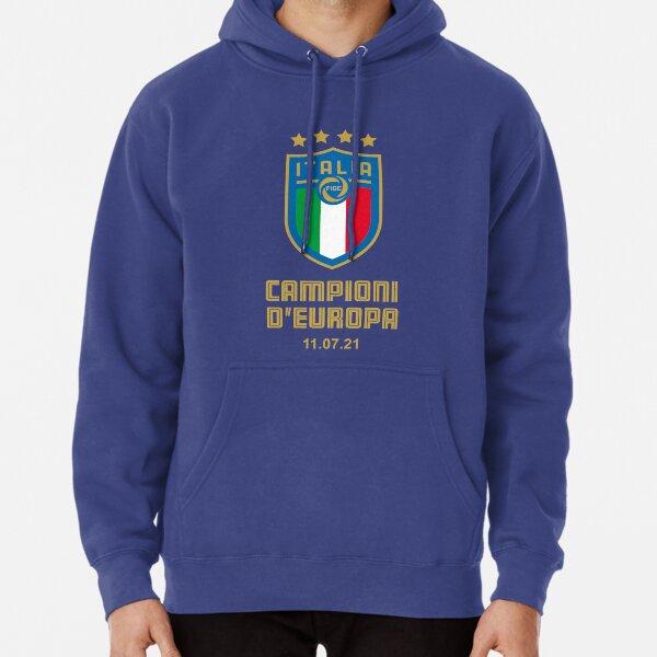 Italy European Football Champion 2021 Campioni D'Europa Pullover Hoodie