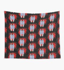 Shining Twins Wall Tapestry