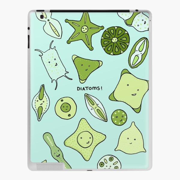 More Diatoms iPad Skin