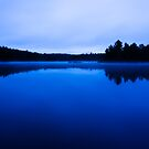 Kind of Blue by Pete5