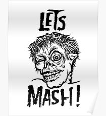Let's Mash, Zombie! Poster