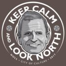 Keep Calm with Peter Levy by Rob Stephens