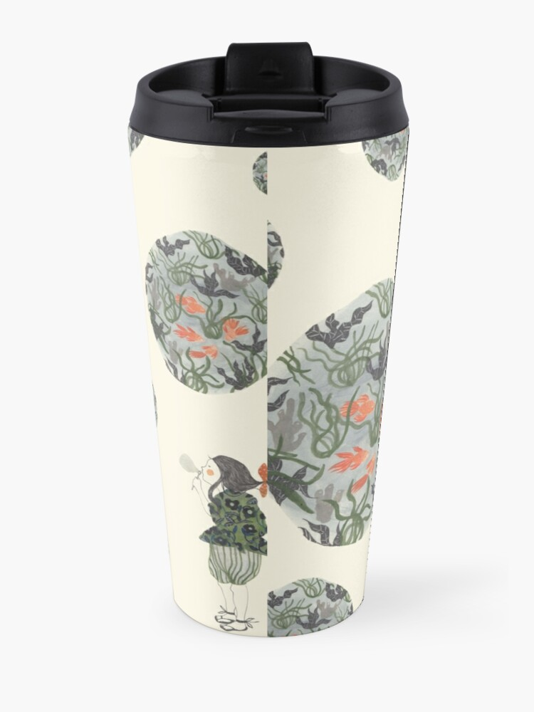 Alternate view of Soap bubbles Travel Mug