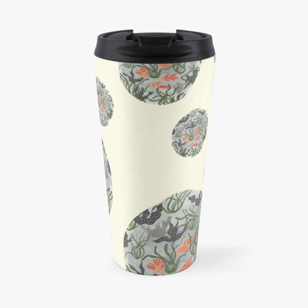 Soap bubbles Travel Mug