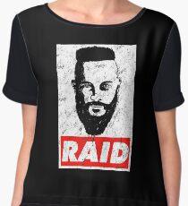 Raid Ragnar Lobrok Vikings Chiffon Top
