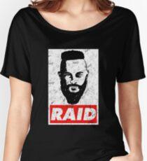 Raid Ragnar Lobrok Vikings Women's Relaxed Fit T-Shirt