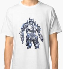 Transformers Optimus Prime Or Orion Pax Graphic Classic T-Shirt