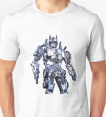 Transformers Optimus Prime Or Orion Pax Graphic Unisex T-Shirt