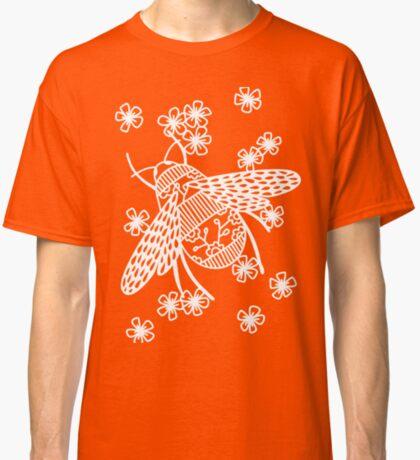 Papercut Bees Classic T-Shirt