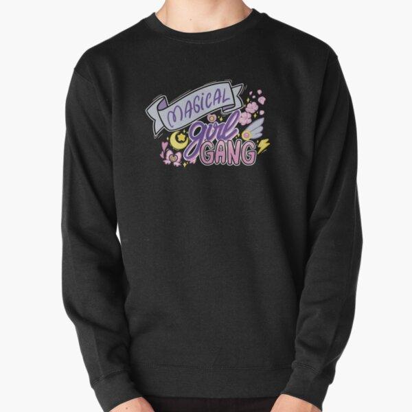 Magical Girl Gang Pullover Sweatshirt