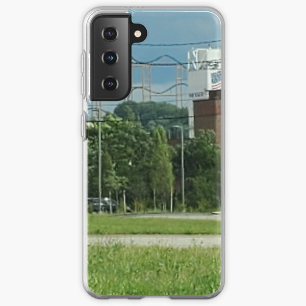 Dreamin of the park Samsung Galaxy Soft Case