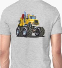 Cartoon Monster Tow Truck T-Shirt