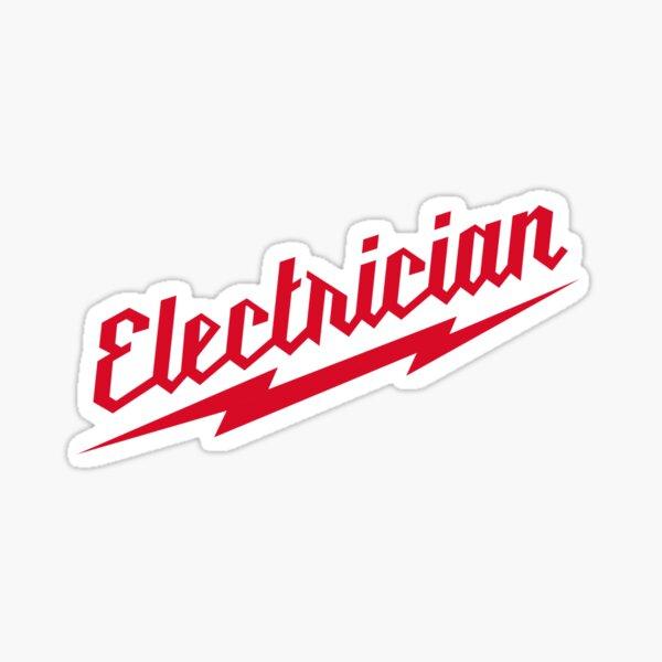 Milwaukee Electrician Sticker