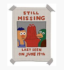 DHMIS - Missing *update* Don't Hug Me I'm Scared 3 Photographic Print