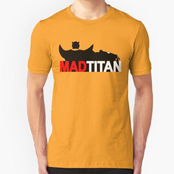 Mad Titan Slim Fit T-Shirt