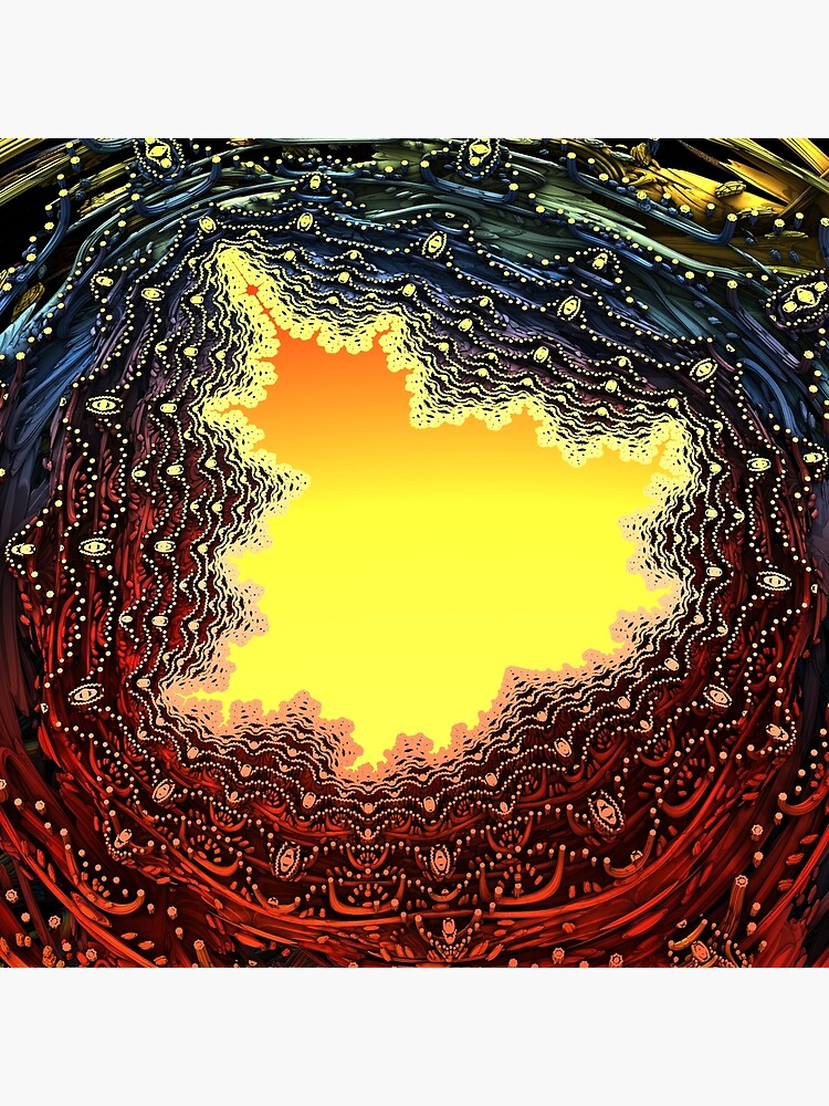 Mandelbrot Party by Sidicus