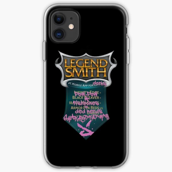 LegendSmith gets Jinxed iPhone Soft Case