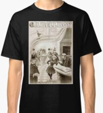 Performing Arts Posters Will F Phillips complicated farcical extravaganza A bell boy 1036 Classic T-Shirt
