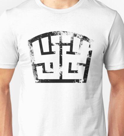 SOLDIER black grunge Unisex T-Shirt