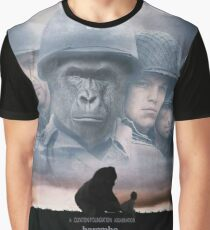 Remembering Private Harambe Graphic T-Shirt