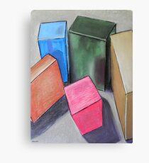 Box Study Canvas Print