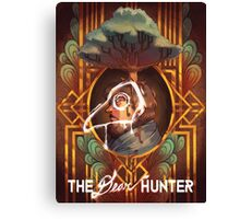 Ode to The Dear Hunter  Canvas Print