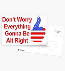 Alt Right Postcards