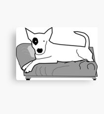 I LOVE MY DOGS_22 Canvas Print