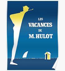 Les vacances de M. Hulot Poster