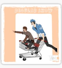 Regular shopping Sticker