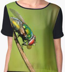 Blowfly Chiffon Top